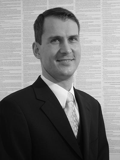 Patentanwalt und Diplom-Chemiker Dr. rer. nat. Stephan Wenzel