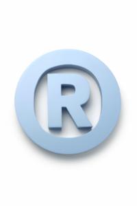 Erstberatung zu Marken: Zeichen für eine registrierte Marke