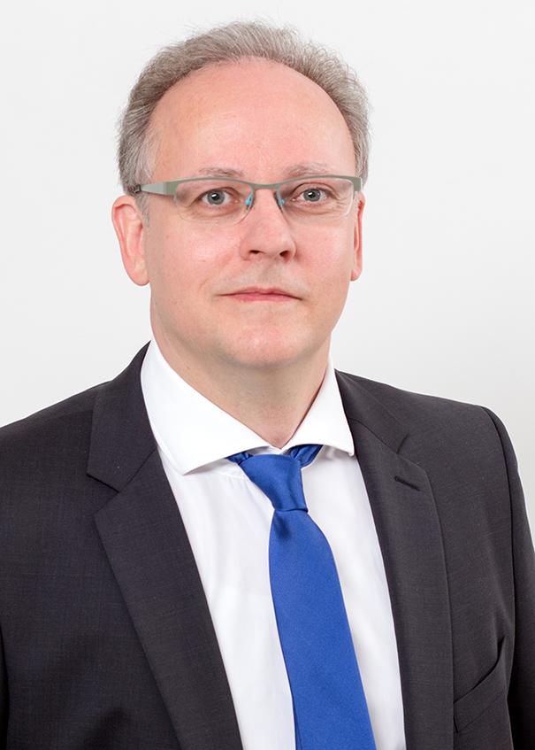 Patentanwalt Dr. Ulrich Dirks